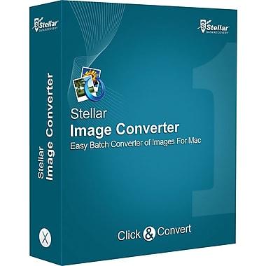 Stellar – Convertisseur d'images pour Mac (1 utilisateur) [Téléchargement]