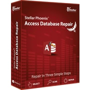 Stellar Phoenix Access Database Repair for Windows (1 User) [Download]