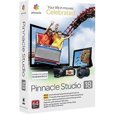 PinnacleMD – Studio 18 pour Windows (1 utilisateur) [téléchargement]