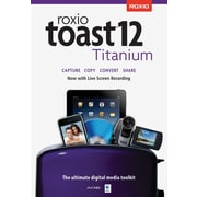 Roxio Toast 12 Titanium for Mac (1 User) [Download]