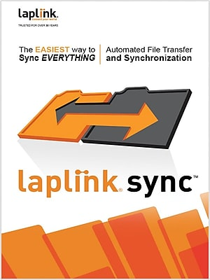 Laplink Sync for Mac OSX - 1 Mac for Mac (1 User) [Download]