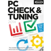 MAGIX PC Check & Tuning 2014 for Windows (1 User) [Download]