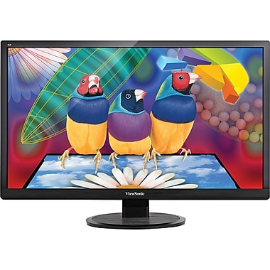 ViewSonic VA2855SMH 28-Inch SuperClear Full HD LED Monitor (1920x1080, HDMI)
