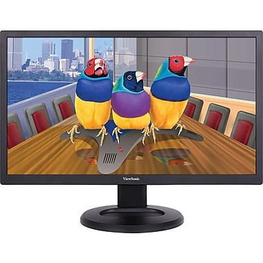 ViewSonic VG2860MHL-4K 28-Inch 4K Ultra HD LED Monitor (3840x2160, 60Hz, 2ms, 20M:1 DCR, Dual HDMI, DVI, DisplayPort)