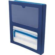 Designed By Students Super Folder Blue/Light Blue