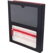 Designed By Students Super Folder Black/Red
