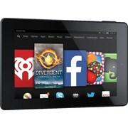 "Amazon Fire HD Tablet, 7"", 8GB, Black"
