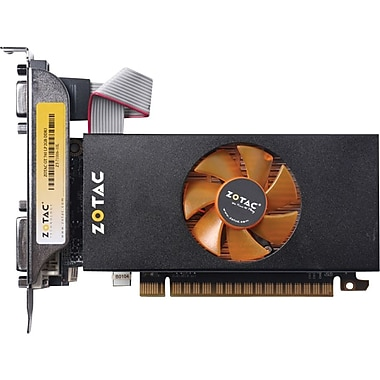 Zotac GeForce GT 740 LP 2GB Graphic Card, English