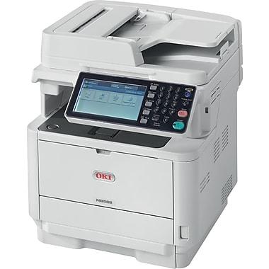 Okidata OKI MB562W 62445101 MFP Beige Laser Printer
