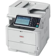 OKI® MB562W Wireless Multifunction Mono Laser Printer (62445101)