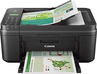 Canon PIXMA MX492 Color Inkjet Wireless All-in-One Printer Black (MX492)
