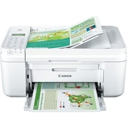 Canon PIXMA MX492 Wireless All-in-One Inkjet Printer, White (0013C022)