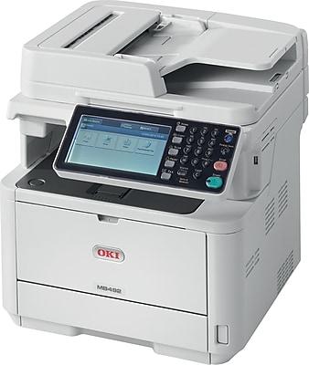OKI® MB492 Multifunction Mono Laser Printer (62444901)