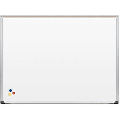 Best-Rite Deluxe, 3x4, Porcelain Steel Whiteboard (202AC-25)