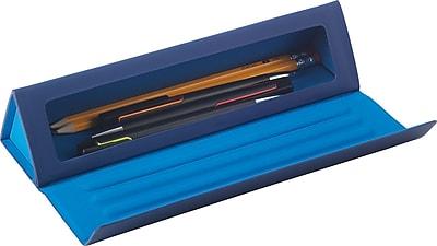 Designed By Students Big Props Pencil Case Blue/Light Blue