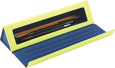 Designed By Students Big Props Pencil Case Green/Blue