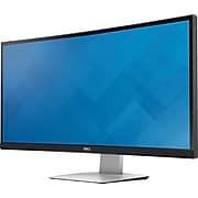"Dell UltraSharp U3415W 210-ADTR 34"" LED Monitor, Black"