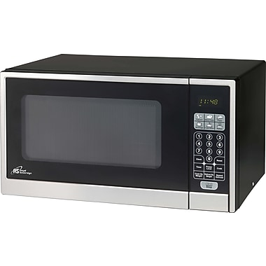 Royal Sovereign® Microwave, 1000 Watt, 1.1 cu.ft., Black