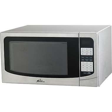 Royal Sovereign® Microwave, 1000 Watt, 1.34 cu.ft., Silver