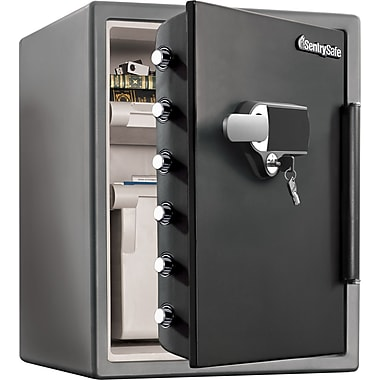 SentrySafe 2.0-cubic-foot Electronic Water-Resistant Fire Safe