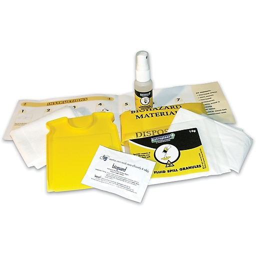 Astroplast Body Fluid Kit Refill, Mezzo