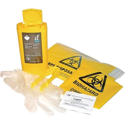 Astroplast Sharps Disposal Kit Refill, Mezzo
