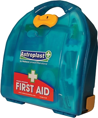 Astroplast First Aid Kits, Food Hygiene, Mezzo, 10 Person (M2CWC14007)