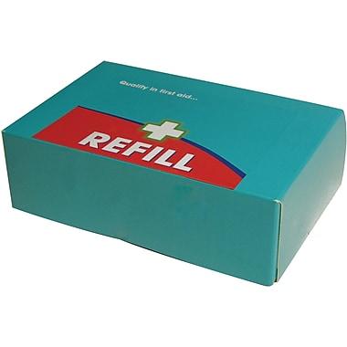 Astroplast First Aid Refill Kits, Mezzo, 10 person