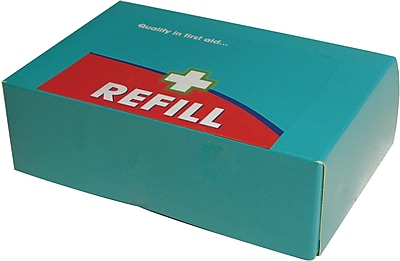 Astroplast First Aid Refill Kits, Mezzo, 20 person