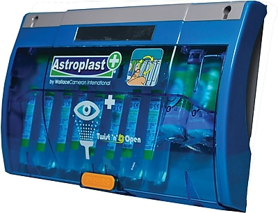 Astroplast Twist n Open Eyepods and Eyepads Dispenser