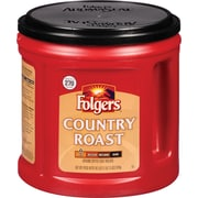 Folgers Country Roast Coffee Canister 34.5oz