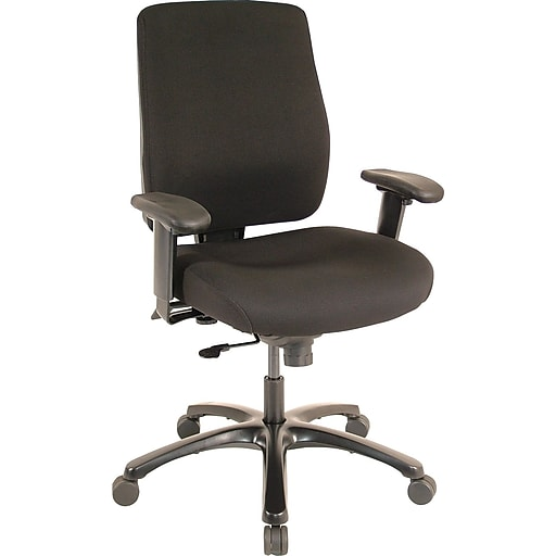 Tempur-Pedic TP4100 Fabric Computer and Desk Office Chair ...