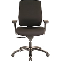 Tempur-Pedic TP4100 Fabric Computer and Desk Office Chair (Black)