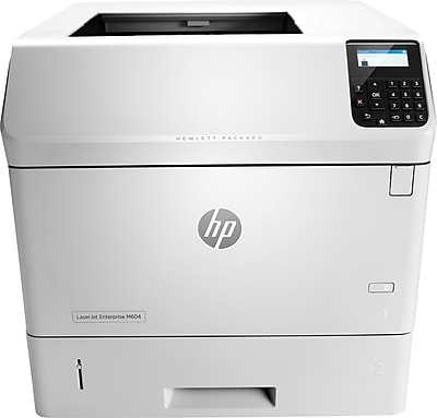 HP® LaserJet Enterprise M604N Single-Function Mono Laser Printer (E6B67A#BGJ)