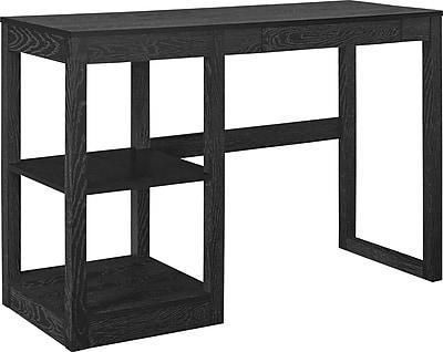 Ameriwood Industries 42'' Rectangular Laminate Industrial Secretary Desk, Brown (9861096)