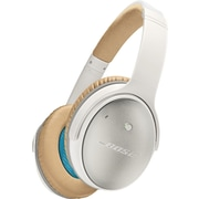 Bose® QuietComfort 25 Acoustic Noise Cancelling Headphones, White (Apple)