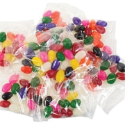 CyberSweetz Fruit Jelly Beans Individually Wrapped, 5 lbs.