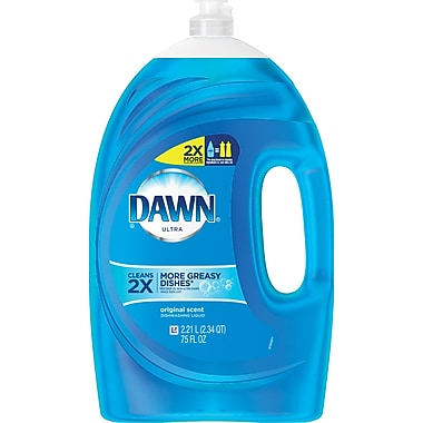 Dawn® Dishwashing Liquid, 75 oz.