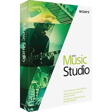 Sony – Logiciel de production musicale Acid Music Studio 10, bilingue