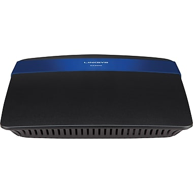 Linksys N750 Dual-Band Smart WiFi Router - EA3500