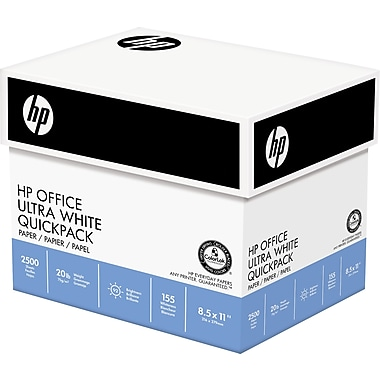 HP Office Paper, 8 1/2