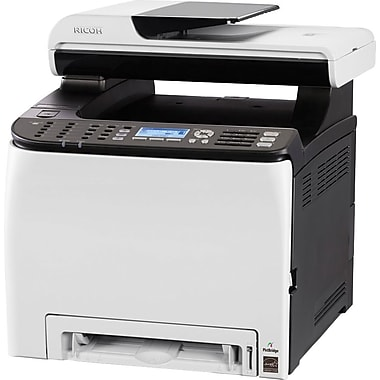 Ricoh® SP C250SF Wireless Color All-in-One Laser Printer, Black/Gray