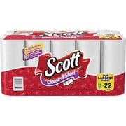 Scott® Choose-A-Sheet Paper Towels, 15 Mega Rolls/Pack
