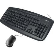 Staples wired Keyboard and wired Optical Mouse Combo Set