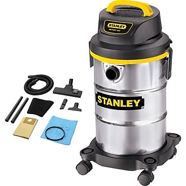 Stanley 5-Gallon Stainless Steel Vacuum