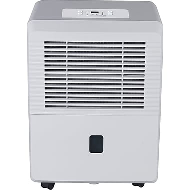 Royal Sovereign RDH-130K Dehumidifier, 30 Pint, White