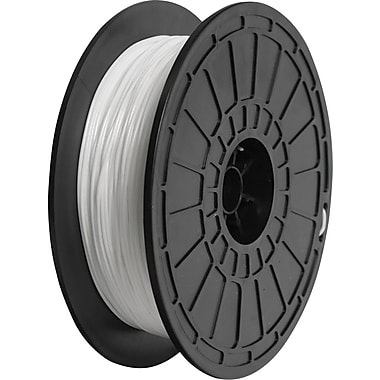 Flashforge™ BuMat™ 1.75 mm 2.2lbs. ABS Filament With Spool For FFF 3D Printer, Gray