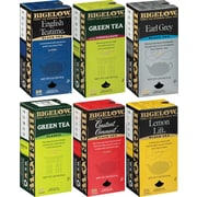 Bigelow® Assorted Flavor Teas, Regular, 168 Tea Bags