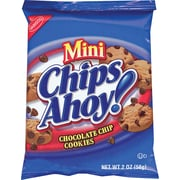 Chips Ahoy® Chocolate Chip Cookies, 2 oz. Bags, 60 Bags/Box