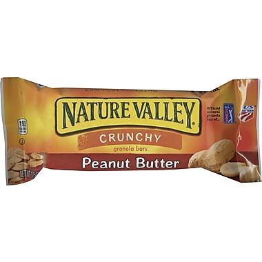 Nature Valley® Peanut Butter Granola Bars, 1.5 oz. Packs, 18 Packs/Box